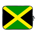 ipad 2 sleeve flag of Jamaica Two Sides Sleeve for Ipad 2