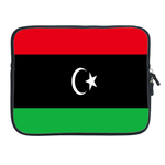 ipad 2 sleeve flag of Libyan Two Sides Sleeve for Ipad 2