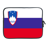 ipad 2 sleeve flag of  Slovenia Two Sides Sleeve for Ipad 2