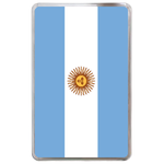 kindle fire case flag of Argentina Hard Cover Case for Kindle Fire
