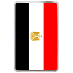 kindle fire case flag of Egypt Hard Cover Case for Kindle Fire