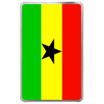 kindle fire case flag of Ghana Hard Cover Case for Kindle Fire