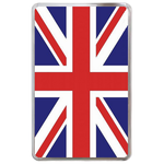 kindle fire case flag of UK Hard Cover Case for Kindle Fire