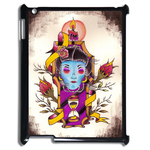 iPad 2 case ed hardy buried and dead Case for IPad 2