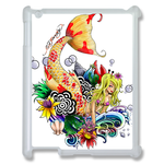 iPad 2 case ed hardy mermaid Case for IPad 2