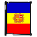 ipad 2 case flag of Andorra Case for IPad 2