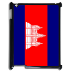 ipad 2 case flag of Cambodia Case for IPad 2