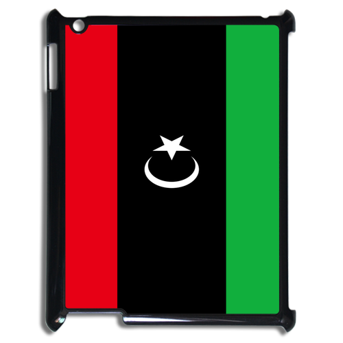 ipad 2 case flag of Libyan Case for IPad 2