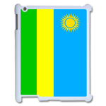 ipad 2 case flag of Rwanda Case for IPad 2