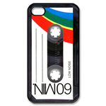 Classic 60 Minute Cassette Custom iPhone 4,4S Case Custom Case for iPhone 4,4S  