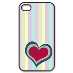 Love Case Custom Case for iPhone 4,4S