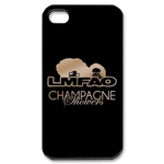 LMFAO Black Custom Case for iPhone 4,4S