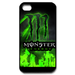 Monster iPhone Case 2 Custom Case for iPhone 4,4S