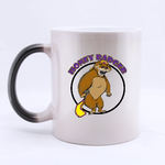 Morphing honey badger Mug Custom Morphing Mug
