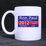Ron Paul for President 2012 classic mug Custom White Mug