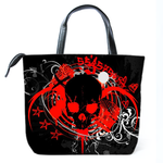 Shoulder Bag skull head Shoulder Bag (two sides)