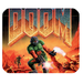 Square Mousepads Doom  Rectangular Mousepad