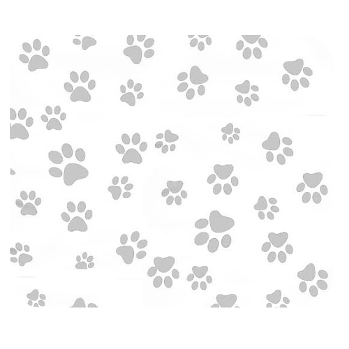 Pics Photos - Paw Print Backgrounds Gray Dog Paw Prints