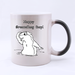 Happy Groundhog Day Morphing Mug Custom Morphing Mug
