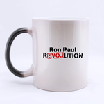 Ron Paul Revolution Morphing Mug Custom Morphing Mug