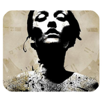 Square Mousepads Stone Woman  Rectangular Mousepad