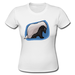 gildan ladies t shirt white honey badger offer Custom Gildan Ladies  T-shirt