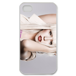 Lady Gaga 001 Custom Case for iPhone 4,4S