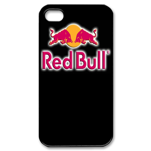 Red Bull Custom Case for iPhone 4,4S