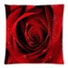 "Rose Pillow Case Custom Pillow Case 18""x18"" (one side)"
