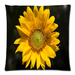 "Sunflower Pillow Case Custom Pillow Case 18""x18"" (one side)"
