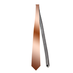 Necktie light grey Custom Necktie