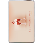 Kindle Fire Cases Valentine cheers Hard Cover Case for Kindle Fire