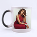 Sexy Whitney Houston Morphing Mug Custom Morphing Mug