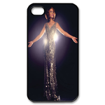 Angel Whitney Houston Custom Custom Case for iPhone 4,4S
