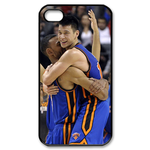 Custom iPhone 4,4S Case celebrate with teammate Custom Case for iPhone 4,4S