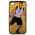 Custom iPhone 4,4S Case focus on something Custom Case for iPhone 4,4S