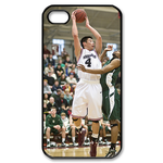 Custom iPhone 4,4S Case win the ball Custom Case for iPhone 4,4S