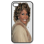 Excellent Whitney Houston Custom Custom Case for iPhone 4,4S