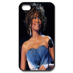 Noblest Whitney Houston Custom Custom Case for iPhone 4,4S
