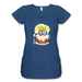 Happy Birthday Cake Custom Classic Lady T-shirt Women's T-Shirt