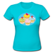 Happy Birthday Cakes Custom Classic Lady T-shirt Women's Girlie Shirt