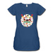 Happy Birthday Design Custom Classic Lady T-shirt Women's T-Shirt