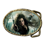Oval Belt Buckle witch Custom Belt Buckle