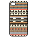 native geometry Custom Case for iPhone 4,4S  