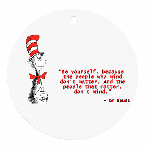 dr seuss quotes be yourself quotesgram