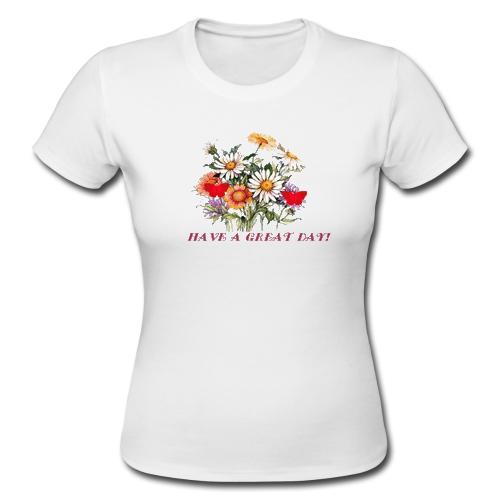 Have a great day mom custom gildan t shirt custom gildan for Custom t shirts one day delivery