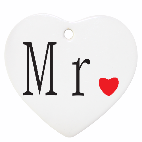 Mr Love Heart Shaped Ornament Mr Love Images Pictures Photos