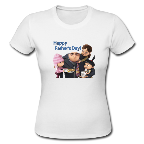 Father 39 s day family custom gildan lady t shirt custom for Custom t shirts one day delivery