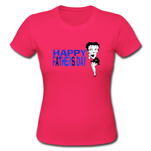 Happy Father Day Pink Custom Classic Women T Shirt Women 39 S