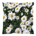 "Field of Daisies Pillow Case Custom Pillow Case 18""x18""(two side)"